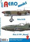 "AEROmodel 2 - Avia B-35 a Avia S-199 ""Mezek"""