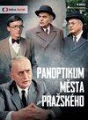 Panoptikum města pražského kolekce 4 DVD (remasterovaná verze)