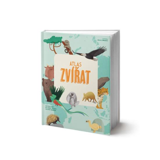 Atlas zvířat - Banfi Cristina, Peraboni Cristina,