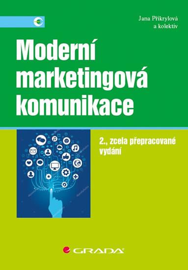 Moderní marketingová komunikace - Přikrylová Jana
