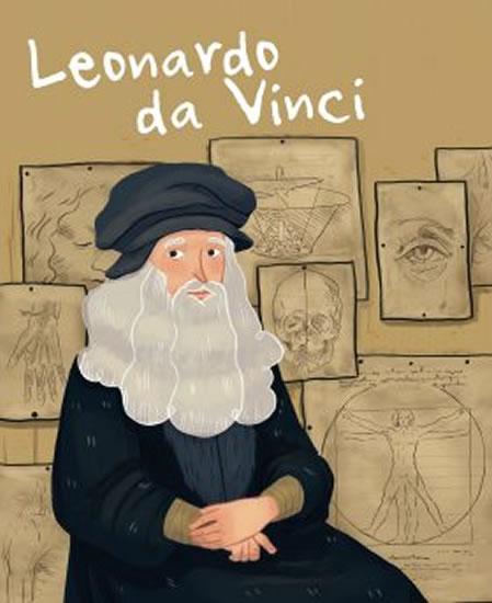 Génius Leonardo da Vinci - Kent Jane
