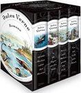 Romane : 20.000 Meilen unter den Meeren - In 80 Tagen um die Welt - Reise zum Mittelpunkt der Erde -
