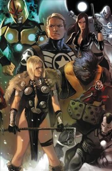 Secret Avengers By Ed Brubaker: The Complete Collection - Brubaker Ed