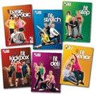 Cvičení pro celou rodinu - 6 DVD