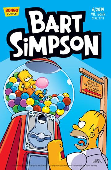 Simpsonovi - Bart Simpson 6/2019 - kolektiv autorů