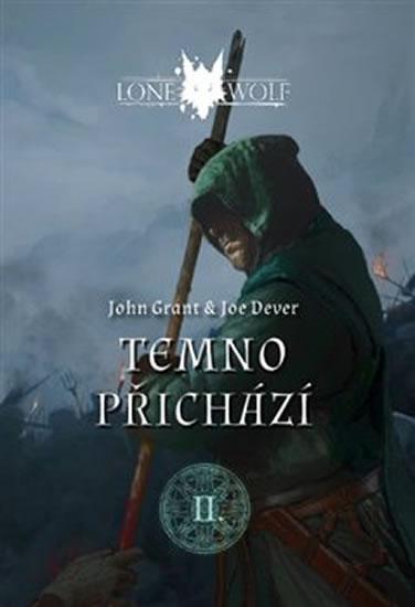 Legendy o Osamělém vlkovi 2 - Temno přichází - Grant John, Dever Joe,