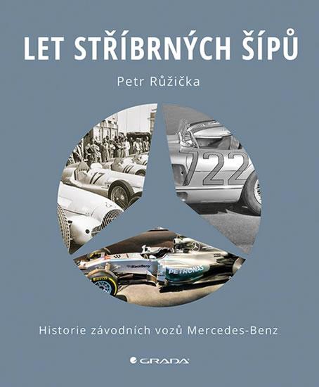 Let stříbrných šípů - Historie závodních vozů Mercedes Benz - Růžička Petr