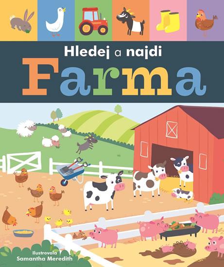 Farma - Hledej a najdi - kolektiv autorů