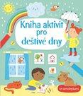 Kniha aktivit pro deštivé dny se samolepkami