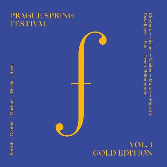 Prague Spring Festival Vol. 1 Gold Edition - 2 CD - neuveden