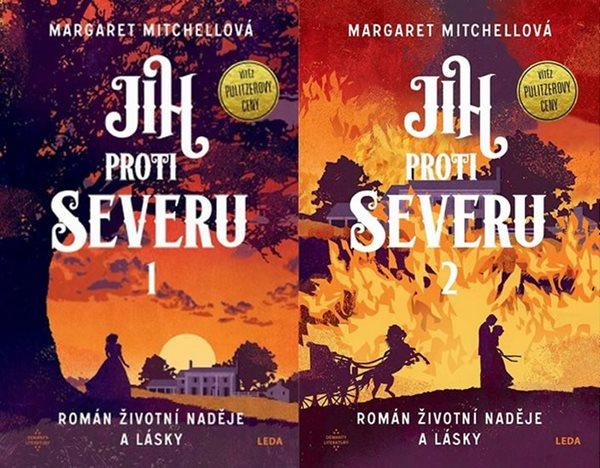 Jih proti Severu 1+2 - Mitchellová Margaret