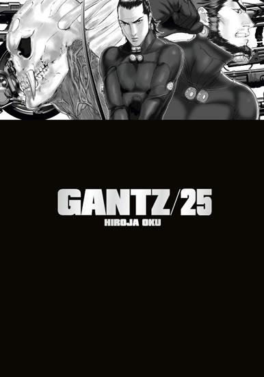 Gantz 25 - Oku Hiroja
