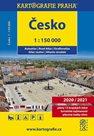 Česko - autoatlas/1:150 000