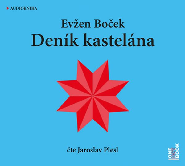 Deník kastelána - CDmp3 (Čte Jaroslav Plesl) - Boček Evžen