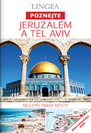 Jeruzalém a Tel Aviv - Poznejte - neuveden
