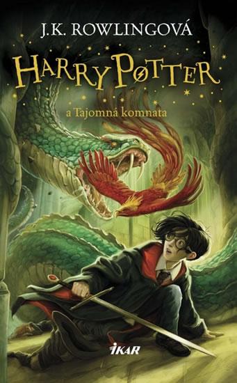 Harry Potter 2 - A tajomná komnata - Rowlingová Joanne Kathleen