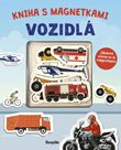 Kniha s magnetkami: Vozidlá