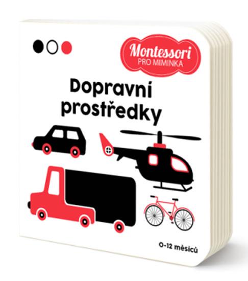 Montessori pro miminka: Dopravní prostředky - neuveden
