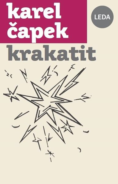 Krakatit - Čapek Karel
