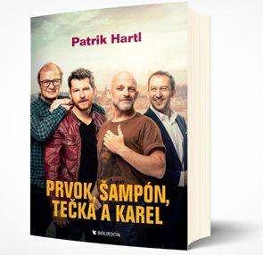 Prvok, Šampón, Tečka a Karel - filmová obálka