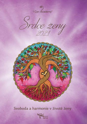 Srdce ženy 2021 - Svoboda a harmonie v životě ženy - neuveden