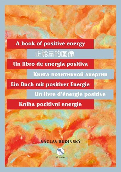Kniha pozitivní energie (110 x 155 cm) - Budinský Václav