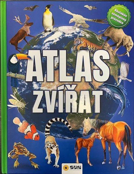 Atlas zvířat - Školákův zeměpisný průvodce - neuveden