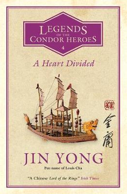 A Heart Divided - Yong Jin