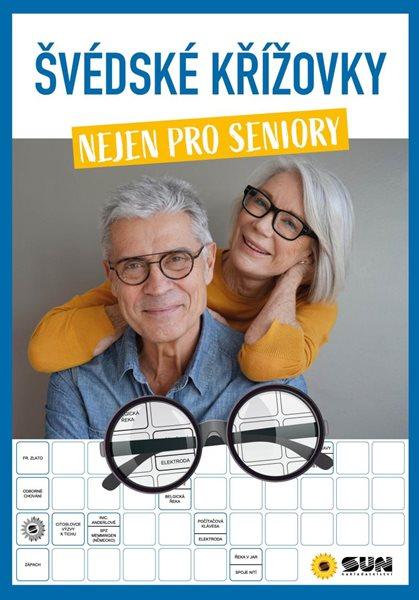 Švédské křížovky nejen pro seniory - neuveden