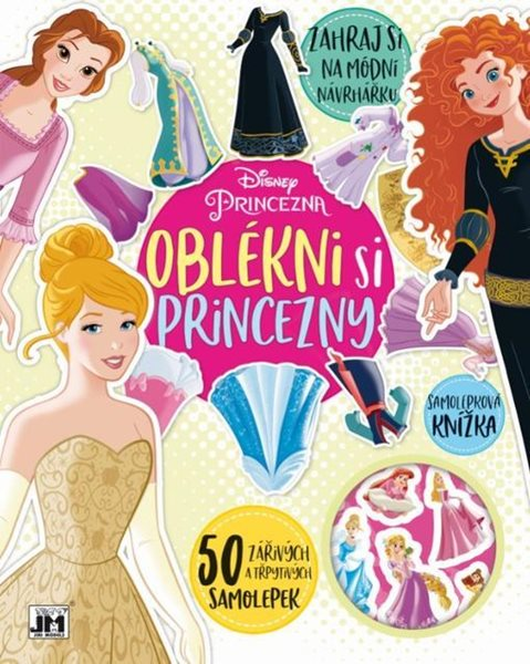Princezny - Oblékni si - neuveden