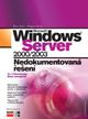 Windows server 2000/2003