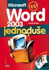 Word 2003 jednoduše