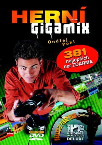 Herní gigamix + DVD - Pohl O.