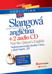 Slangová angličtina + audio CD /2 ks/