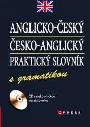 Anglicko-český a česko-anglický praktický slovník s gramatikou