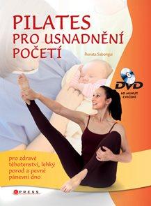 Pilates pro usnadnění početí ( 60minut cvičení na DVD)