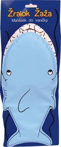 Žralok Žaža - Maňásek do vaničky