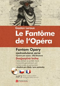Le Fantome de lOpéra / Fantom Opery + audio CD /MP3/