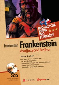 Frankestein + audio CD /2 ks/