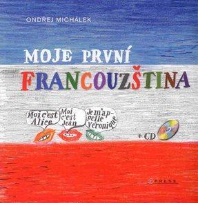 Moje první francouzština + CD (MP3)