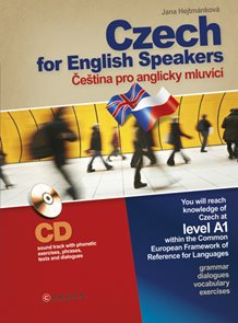 Czech for English Speakers + audio CD /MP3/