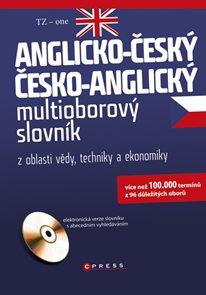 Anglicko-český a česko - anglický multioborový slovník + CD-ROM