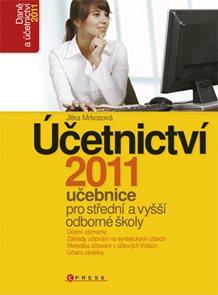 Účetnictví 2011 učebnice