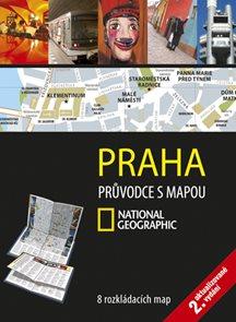 Praha - Průvodce s mapou