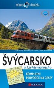 Švýcarsko a Lichtenštejnsko - Průvodce světoběžníka