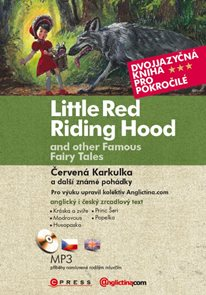 Červená Karkulka - Little Red Riding Hood + CD
