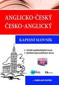Anglicko-český, česko-anglický kapesní slovník