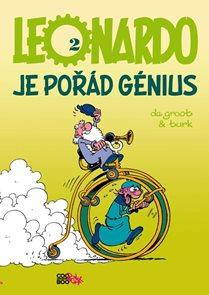 Leonardo (2) je pořád génius