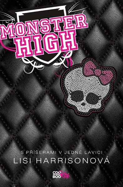 Monster High - Harrisonová Lisi - 13x20