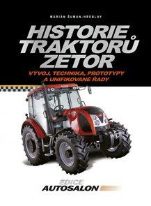 Historie traktorů Zetor